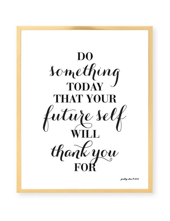 Delicieux Do Something Today  Inspirational Wall Art   Motivational   Work Hard    Office Decor