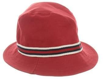 dfb51b06b09 Gucci Web-Trimmed Bucket Hat