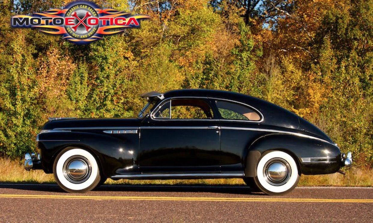 1941 Buick Sedanette | eBay | Love these cars - Some fast, some look ...