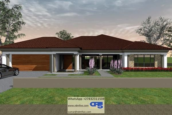 House Plan No W2375 Free House Plans House Plan Gallery Single Storey House Plans Open house zimbabwe contact details