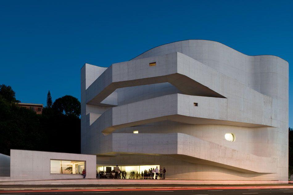 Alvaro Siza - Iberê Camargo Foundation