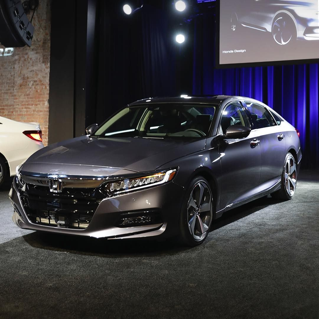 The allnew 2018 Accord has made its world debut. The more