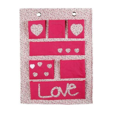 Vide-poche tissu liberty pour chambre d\'enfant - Maringa | idées ...