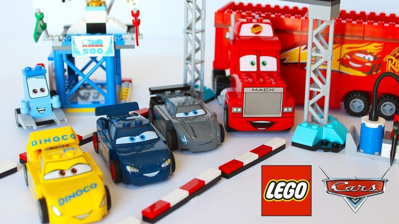 How To Build Lego Cars For Kids The Best Unboxing Lego Disney Pixar Cars 3 Lego Speed Build Lego 10745 Step By S Lego Disney Disney Pixar Cars Youtube Kids