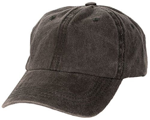 1bbdc6e65d8 Washed Cotton Baseball Cap (One Size