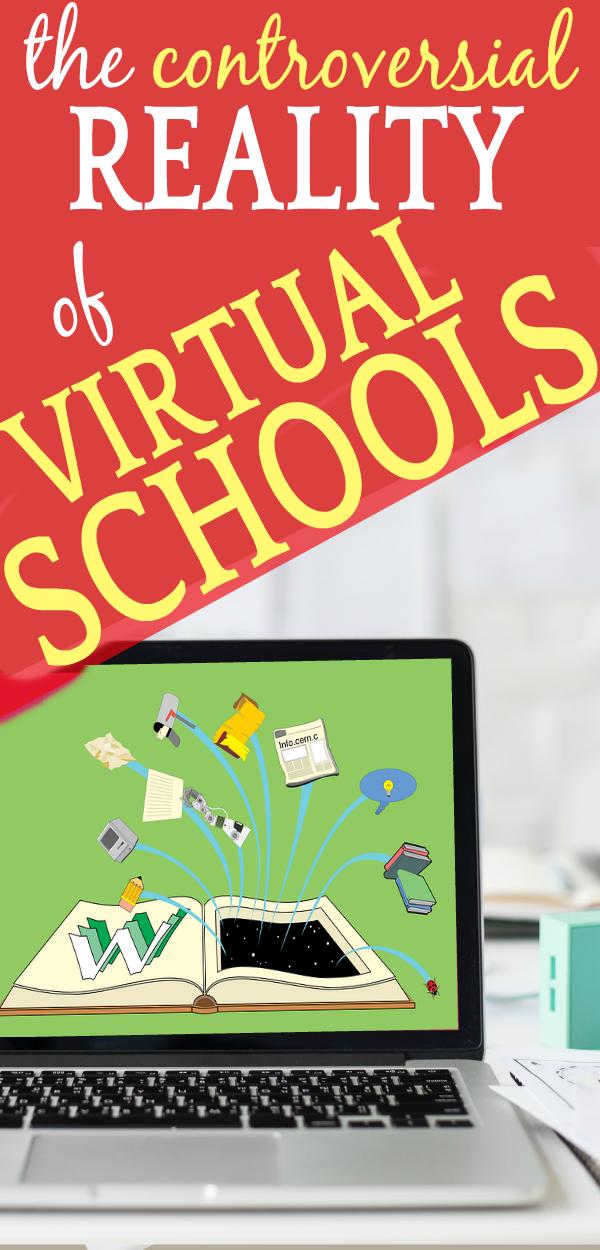 Homeschooling vs Virtual School at Home Why It's Super