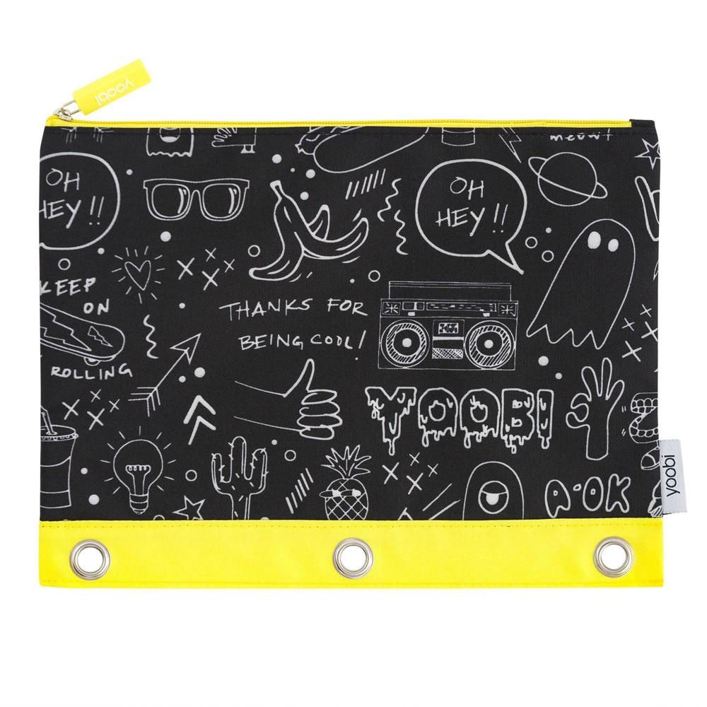 Chalkboard Designs Pencil Case