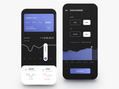 Expense Tracker App App, Expense tracker, Concept
