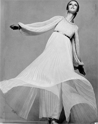 Photo by David Bailey 1969 NINA RICCI