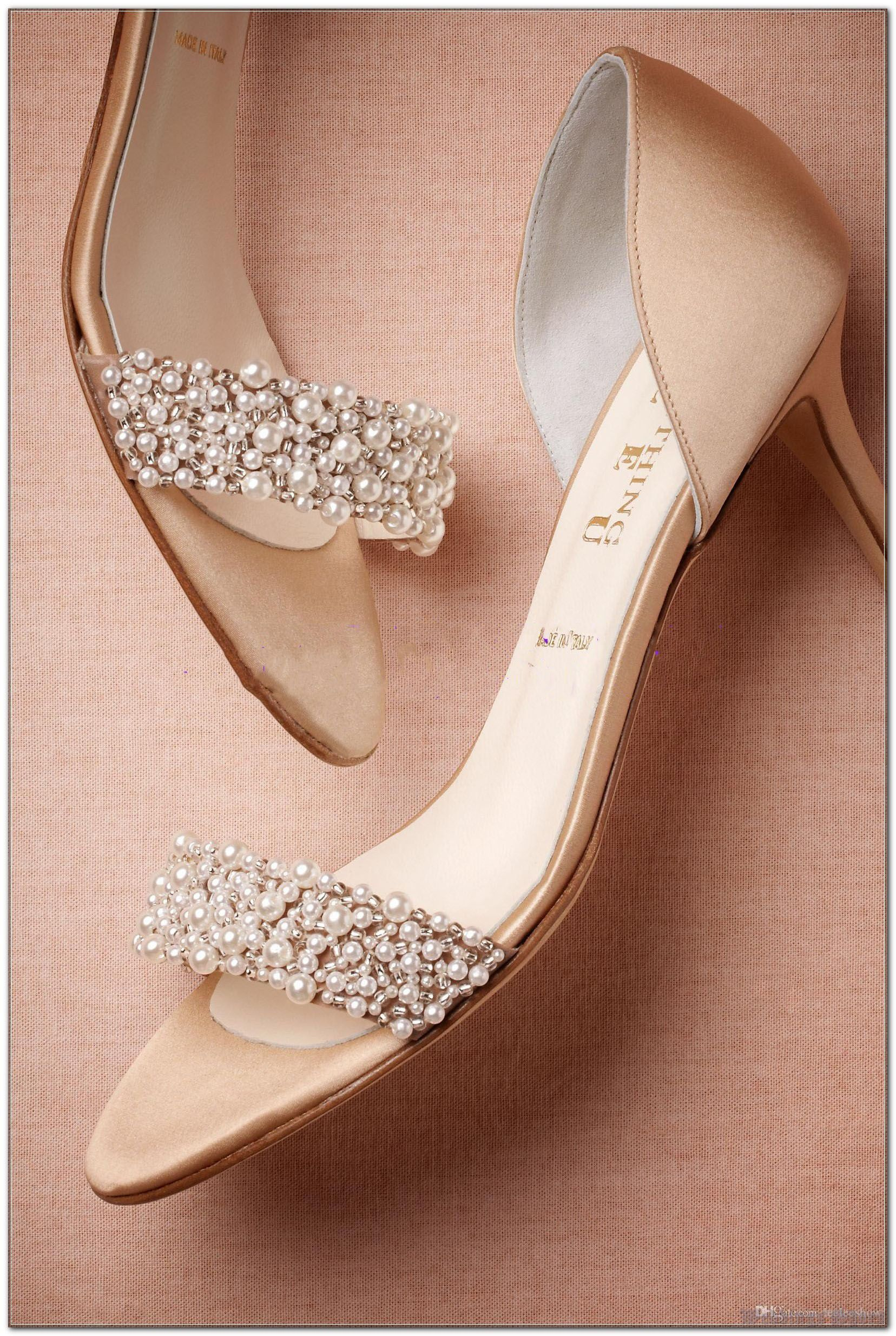 Guaranteed No Stress Wedding Shoes