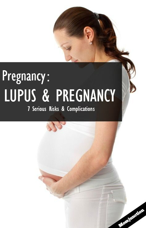women with lupus and pregnancy