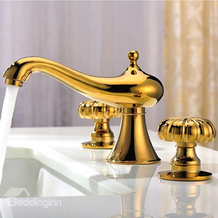 home depot gold bathroom sink faucets