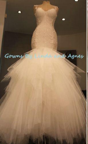 Wedding-Dress-Galia-Lahav-Inbal-Dror-Replica-Lace-beading-Tulle-Illusion-Back