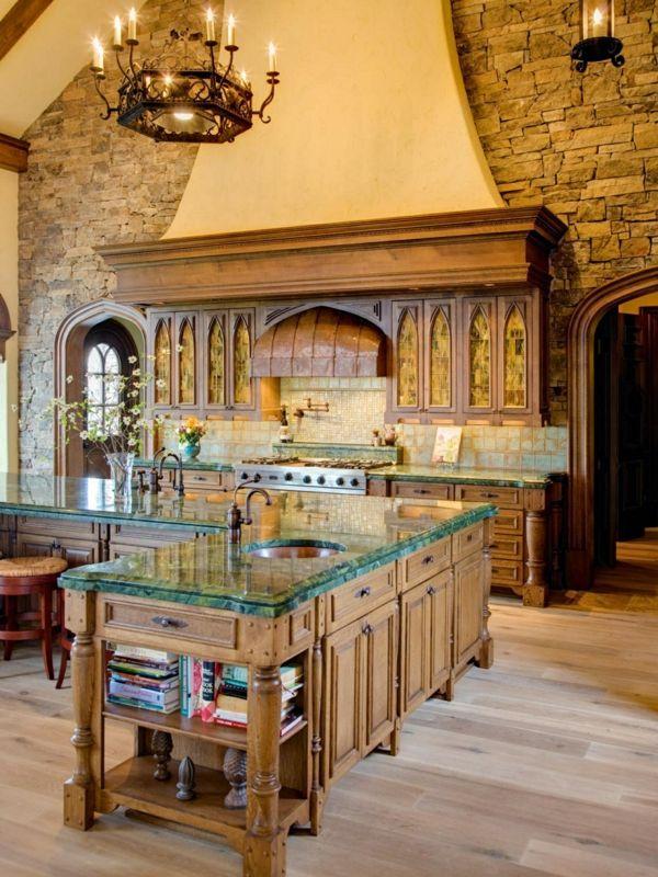 Küchen Inspiration im Italienischen Stil für eine individuelle ...