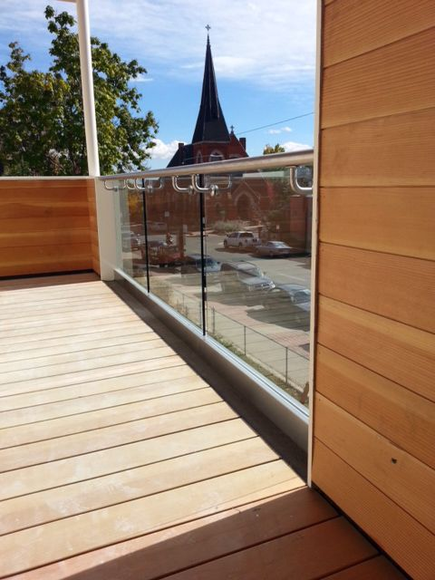 Deck Install Photos From Denver Glass Interiors Here You Can See