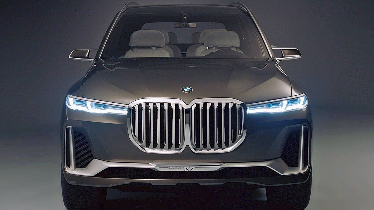 2019 Bmw X7 Price Specs Overview And Full Size Suv Bmw X7 Bmw Car