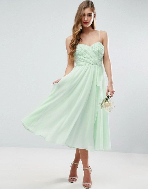 $98 - Asos | DEva wedding | Pinterest | Fashion online, Mint green ...