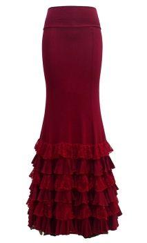 453b2ae20 Faldas de ensayo flamenco - fabricaflamenca.com | flamenco | Faldas ...