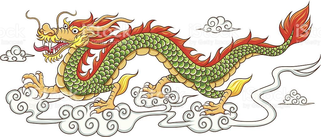 Chinese Dragon Chinese Dragon Dragon Illustration Chinese Dragon Drawing