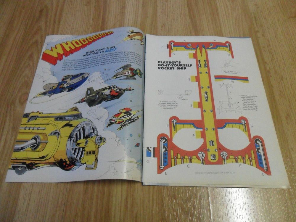 1977 magazine article do it yourself rocketship w kerig pope ron 1977 magazine article do it yourself rocketship w kerig pope ron villani art ebay solutioingenieria Gallery