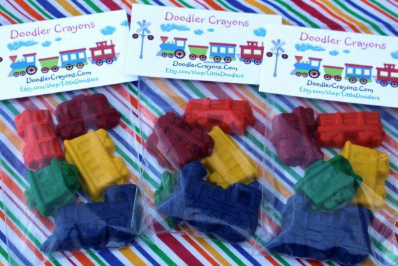 Hey, I found this really awesome Etsy listing at http://www.etsy.com/listing/162528170/10-sets-of-5-recycled-lil-train-crayons