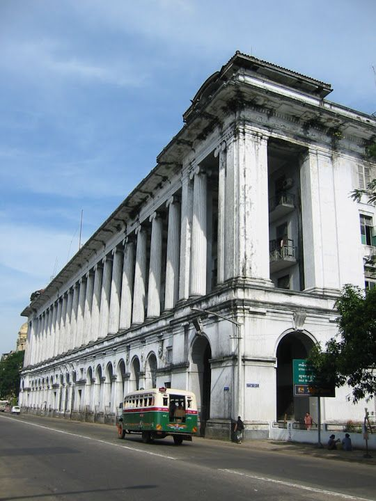 Myanmar Insider: The Yangon Heritage Walking Tour:See old Rangoon, before too much is lost