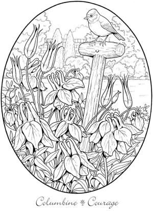 gunston coloring pages   Welcome to Dover Publications From: Creative Haven The ...