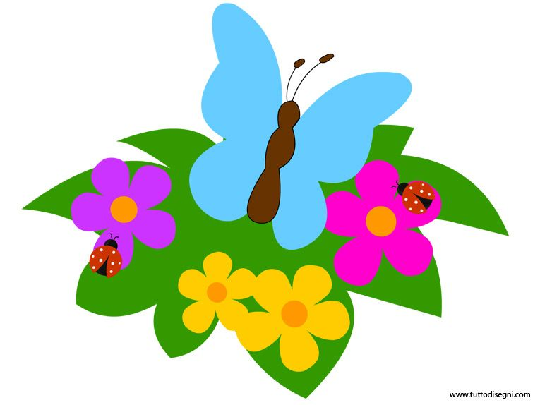 Addobbi di primavera primavera pinterest easter clip art and jar - Addobbi primavera per finestre ...