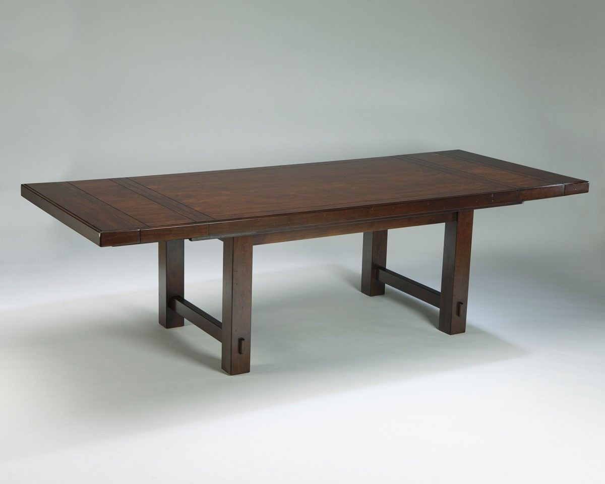 Ashley D695 45 Hindell Park Dining Room Extension Table