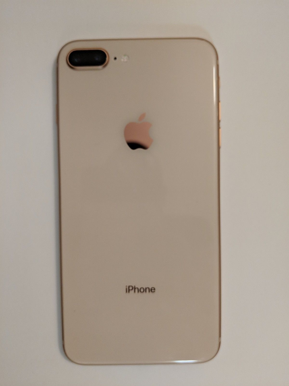 Apple Iphone 8 Plus 64gb Gold Verizon A1864 Cdma Gsm
