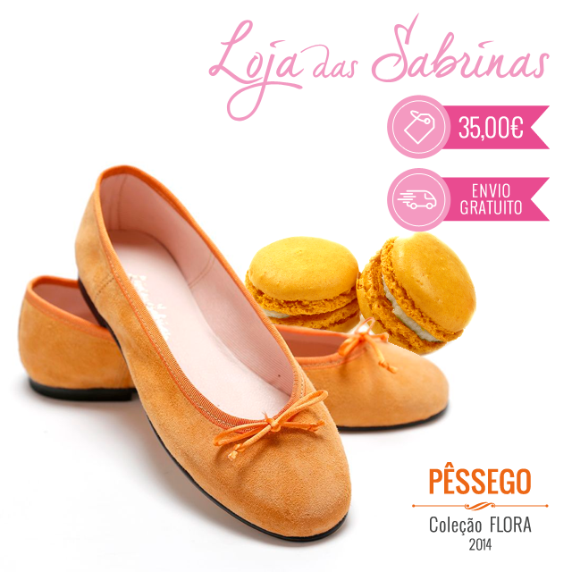 O pêssego é a fruta mais consumida do Verão. Para nós, as Sabrinas Pêssego são ideias para um dia recheado de deliciosos momentos.  http://www.lojadassabrinas.com/product/pessego