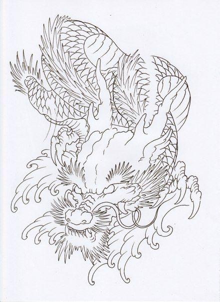 sketch | Rồng, Rắn | Pinterest | Diseños para dibujar, Dragones y ...