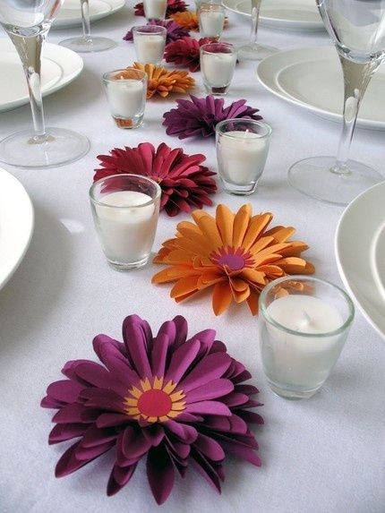 Simple Table Decoration Wedding Day Pins You Re 1 Source For