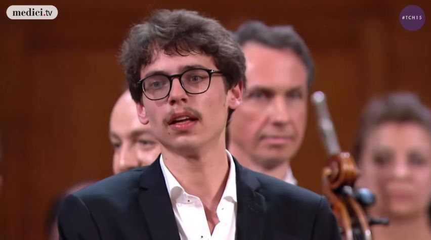 "Lucas Debargue plays Franz Liszt: Piano Concerto No.2 in A major, & Pyotr Ilyich Tchaikovsky: Piano Concerto No.1 in B flat minor – State Academic Symphony Orchestra ""Evgeny Svetlanov"", Alexey Bogorad – XV International Tchaikovsky Competition, 2015, Piano / Final Round • http://facesofclassicalmusic.blogspot.gr/2016/08/lucas-debargue-plays-franz-liszt-piano.html"