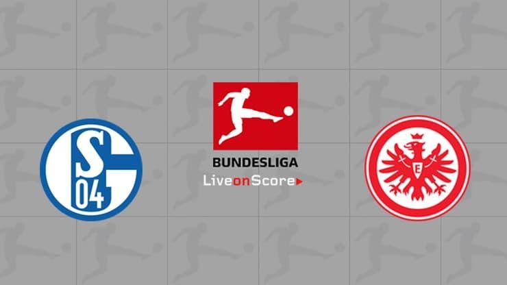 Schalke Vs Eintracht Frankfurt Preview And Prediction Live Stream Bundesliga 2019 2020 Allsportsnews Bundesliga F Eintracht Frankfurt Eintracht Bundesliga