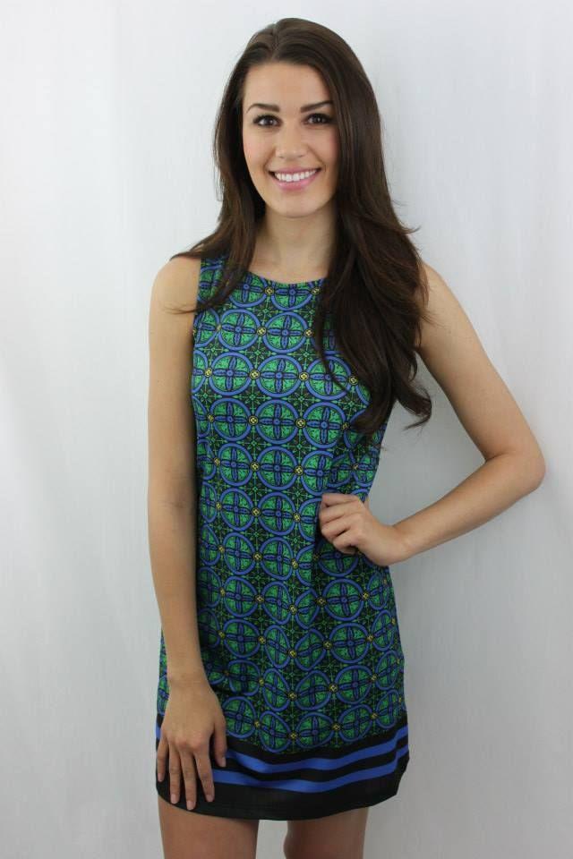 Centerpoint Dress