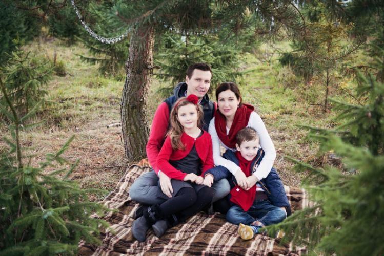 co si obléknout na rodiiné fotografování
