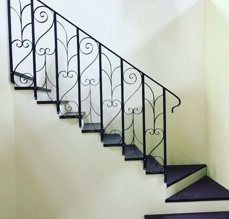 Metal Magicians Is A Full Service Welding Company Offering Fabrication Modification And Repair Of All Met Metal Deck Railing Deck Railings Handrail Design