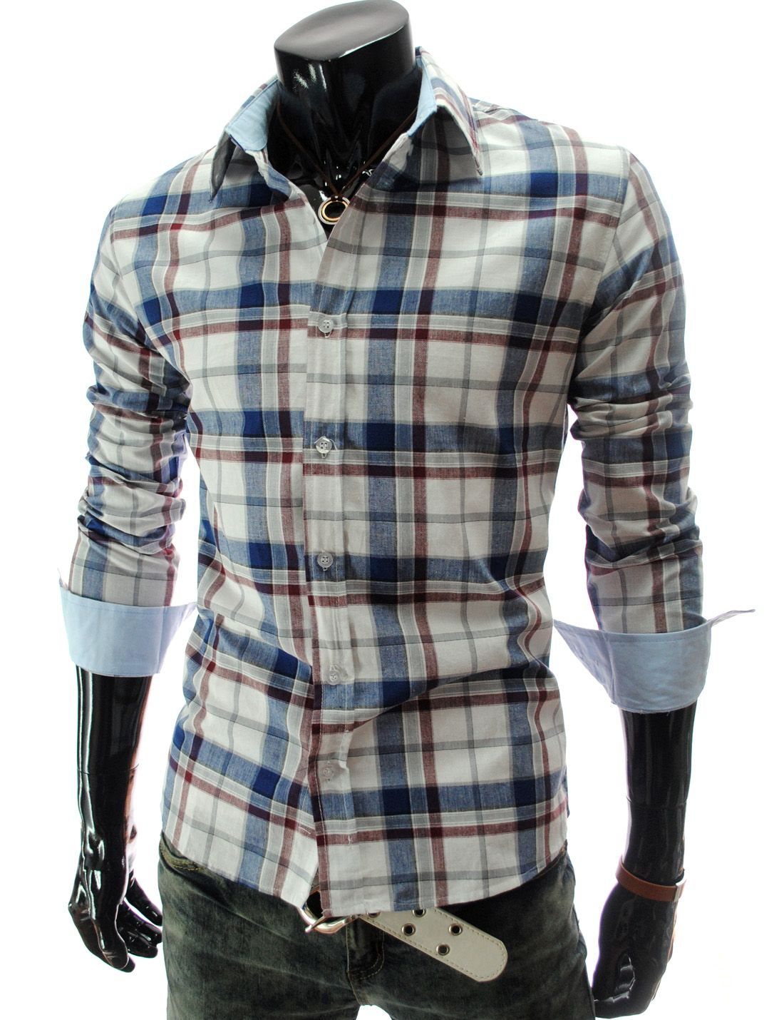 Flannel shirt and shorts men  Menus shirt  Threads  Pinterest  Clothes Menus fashion and Man style