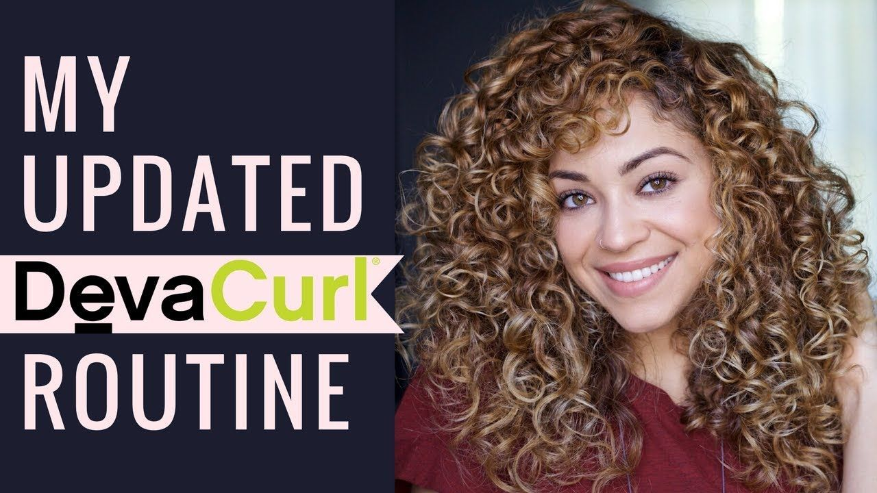 *Updated* DevaCurl Routine + Review! Curly Hair