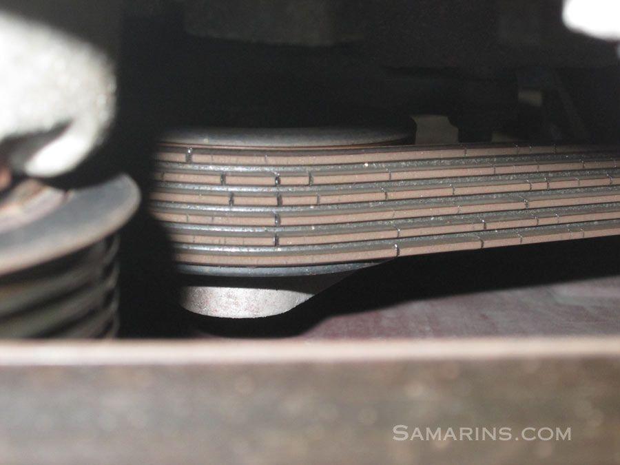 what happens if serpentine belt breaks