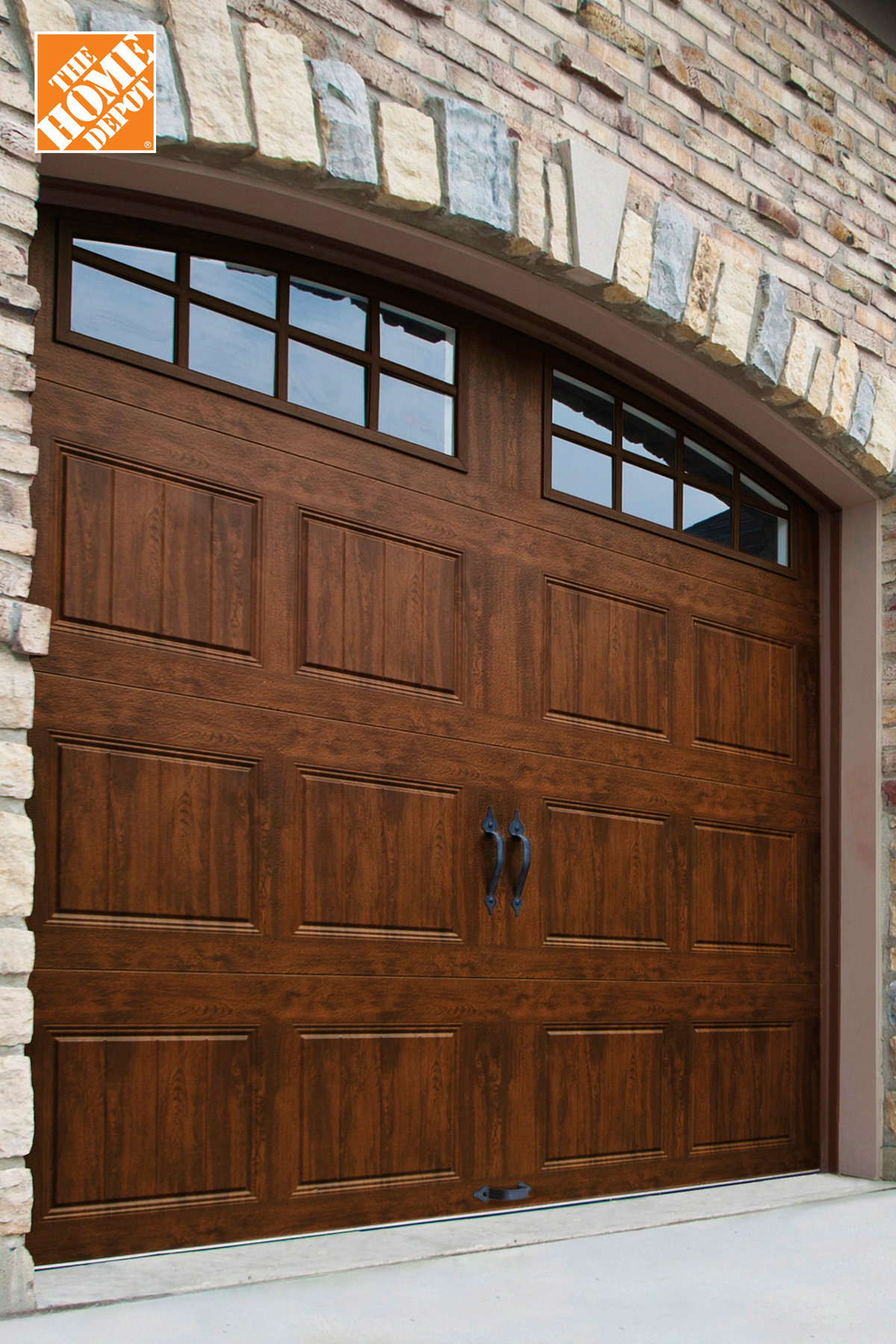 New garage doors are an easy way to completely transform