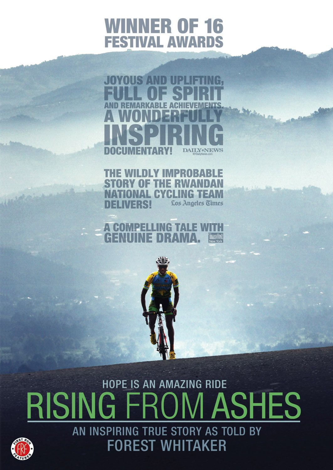 Rising From Ashes (2013) http://firstrunfeatures.com/risingfromashesdvd.html