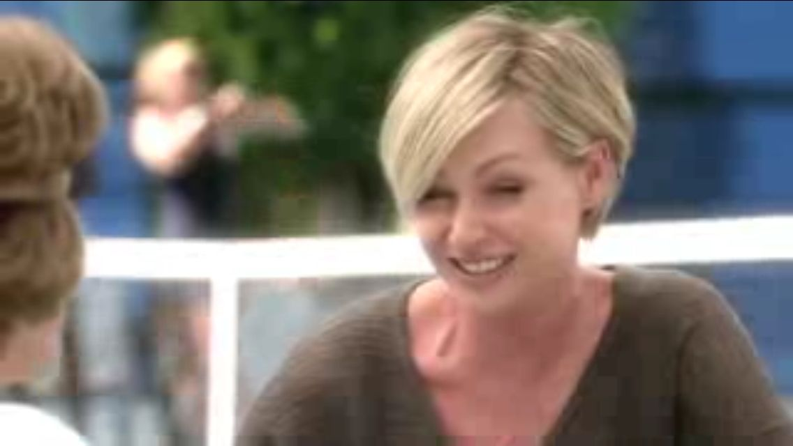 Portia De Rossi's New Haircut On Arrested Development