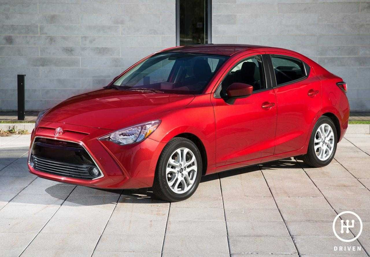 Toyota 2016 Yaris Sedan Technical Features & Pictures