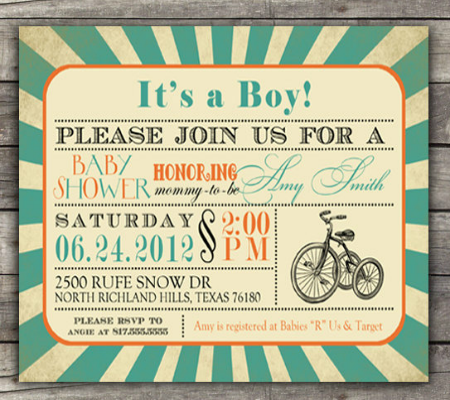 17 Best Images About Shower Invitations On Pinterest | Baby Showers, Little  Man Party And Its A Boy