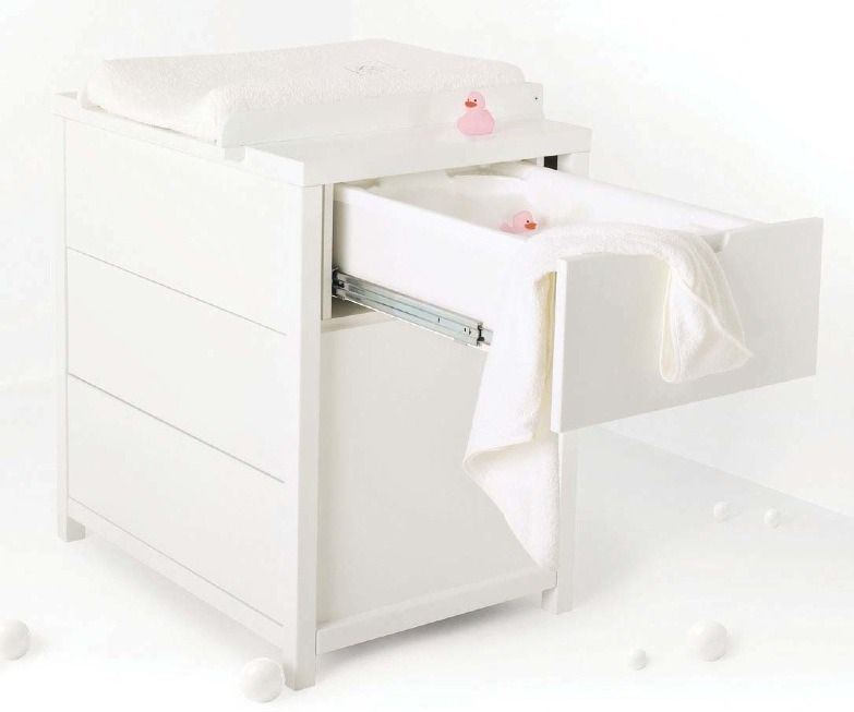 Quax, muebles cambiadores para bebé, mobiliario infantil de Quax ...