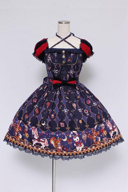 Attractive Angelic Pretty / TOY MARCH Piece   Closet Child Online Shop