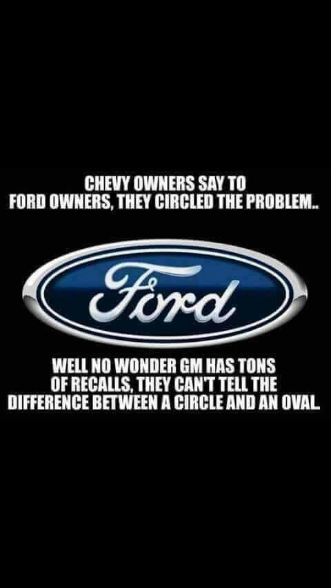 Pin By Rebecca Andrews On Focus St Ford Girl Chevy Jokes Ford