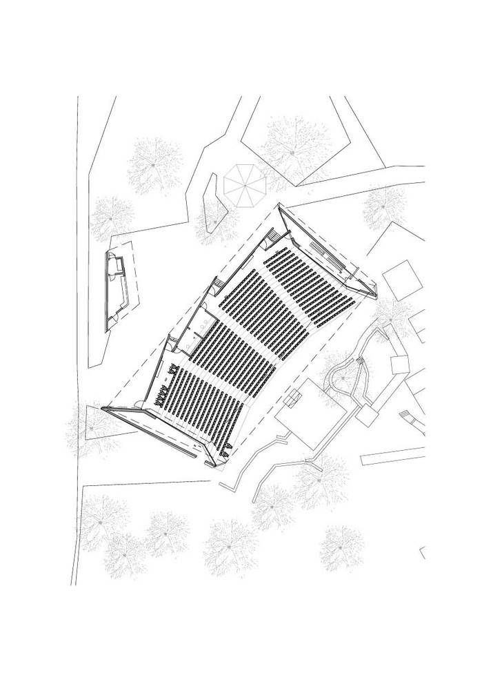 Architekten Reutlingen 4a architekten reutlingen open air community theatre layouts